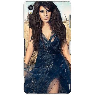 Jugaaduu Bollywood Superstar Jacqueline Fernandez Back Cover Case For Sony Xperia Z4 - J580992