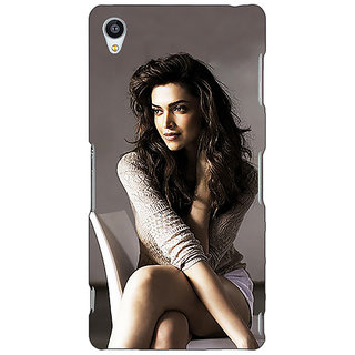 Jugaaduu Bollywood Superstar Deepika Padukone Back Cover Case For Sony Xperia Z4 - J581038