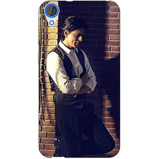 Jugaaduu Bollywood Superstar Shahrukh Khan Back Cover Case For HTC Desire 826 - J590916
