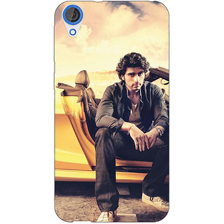 Jugaaduu Bollywood Superstar Arjun Kapoor Back Cover Case For HTC Desire 826 - J590919
