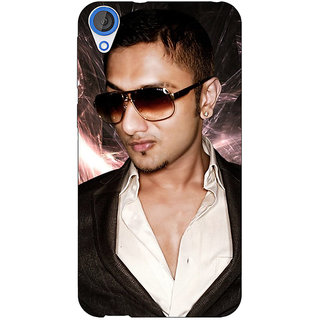 Jugaaduu Bollywood Superstar Honey Singh Back Cover Case For HTC Desire 826 - J591182