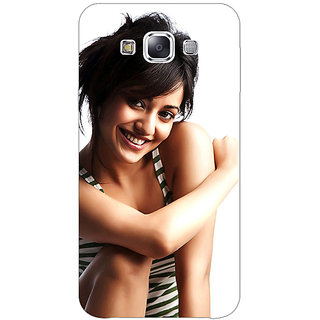 Jugaaduu Bollywood Superstar Neha Sharma Back Cover Case For Samsung Galaxy A3 - J571058