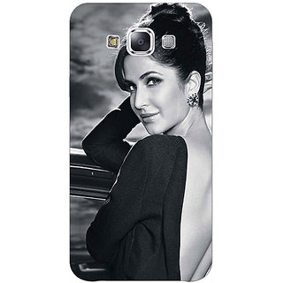 Jugaaduu Bollywood Superstar Katrina Kaif Back Cover Case For Samsung Galaxy A3 - J571073