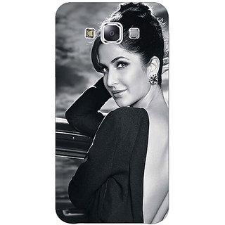 Jugaaduu Bollywood Superstar Katrina Kaif Back Cover Case For Samsung Galaxy A3 - J571073