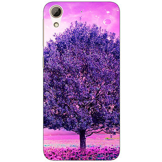Jugaaduu Whishing Tree Back Cover Case For HTC Desire 626G+ - J940718