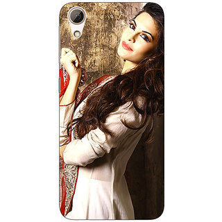 Jugaaduu Bollywood Superstar Kareena Kapoor Back Cover Case For HTC Desire 626G+ - J941045