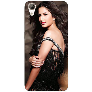 Jugaaduu Bollywood Superstar Nargis Fakhri Back Cover Case For HTC Desire 626G+ - J941049