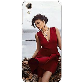 Jugaaduu Bollywood Superstar Jacqueline Fernandez Back Cover Case For HTC Desire 626G+ - J941051