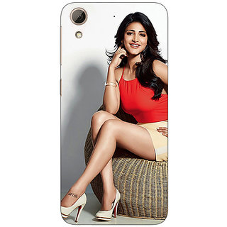 Jugaaduu Bollywood Superstar Sonakshi Sinha Back Cover Case For HTC Desire 626G+ - J941068