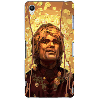 Jugaaduu Game Of Thrones GOT House Lannister  Back Cover Case For Sony Xperia Z4 - J580153