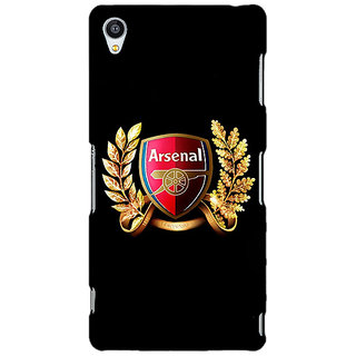 Jugaaduu Arsenal Back Cover Case For Sony Xperia Z4 - J580504