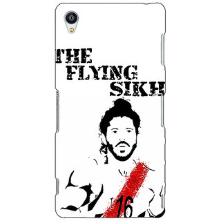 Jugaaduu Bollywood Superstar Milkha Singh Back Cover Case For Sony Xperia Z4 - J581107