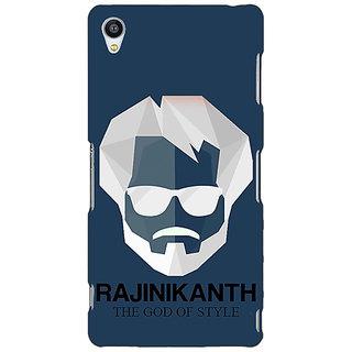 Jugaaduu Rajni Rajanikant Back Cover Case For Sony Xperia Z4 - J581482