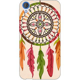 Jugaaduu Dream Catcher  Back Cover Case For HTC Desire 826 - J590191