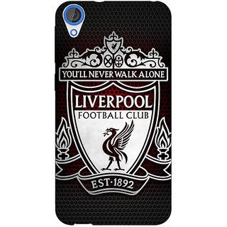Jugaaduu Liverpool Back Cover Case For HTC Desire 826 - J590543