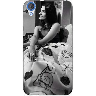 Jugaaduu Bollywood Superstar Sonam Kapoor Back Cover Case For HTC Desire 826 - J590974