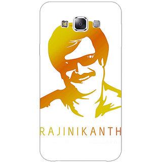 Jugaaduu Rajni Rajanikant Back Cover Case For Samsung Galaxy A3 - J571490