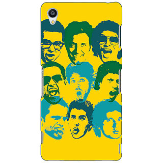 Jugaaduu Bollywood Superstar ZNMD Back Cover Case For Sony Xperia M4 - J611099