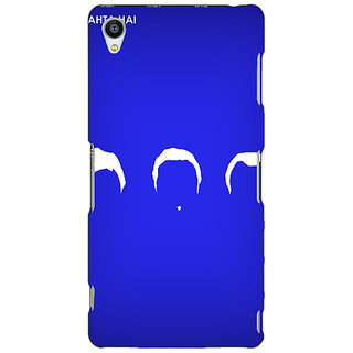 Jugaaduu Bollywood Superstar Dil Chahta Hai Back Cover Case For Sony Xperia M4 - J611109
