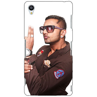 Jugaaduu Bollywood Superstar Honey Singh Back Cover Case For Sony Xperia Z4 - J581183