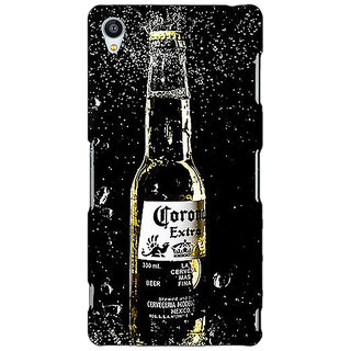 Jugaaduu Corona Beer Back Cover Case For Sony Xperia Z4 - J581232