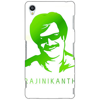 Jugaaduu Rajni Rajanikant Back Cover Case For Sony Xperia M4 - J611492