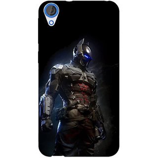 Jugaaduu Superheroes Batman Dark knight Back Cover Case For HTC Desire 826 - J590009