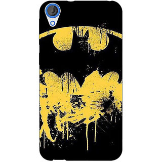 Jugaaduu Superheroes Batman Dark knight Back Cover Case For HTC Desire 826 - J590011