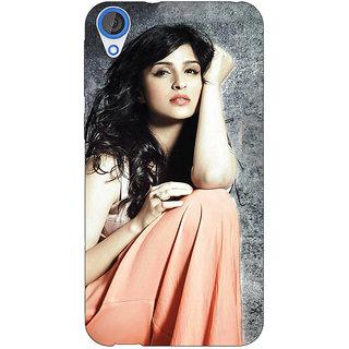 Jugaaduu Bollywood Superstar Parineeti Chopra Back Cover Case For HTC Desire 826 - J591041