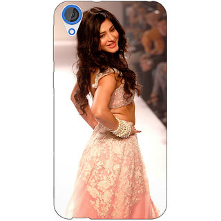 Jugaaduu Bollywood Superstar Shruti Hassan Back Cover Case For HTC Desire 826 - J591072