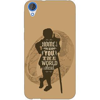 Jugaaduu LOTR Hobbit  Back Cover Case For HTC Desire 826 - J590368
