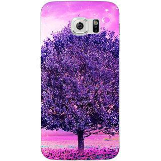 Jugaaduu Whishing Tree Back Cover Case For Samsung S6 Edge - J600718