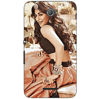 Jugaaduu Bollywood Superstar Chitrangada Singh Back Cover Case For Sony Xperia E4 - J621035