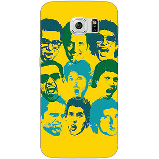 Jugaaduu Bollywood Superstar ZNMD Back Cover Case For Samsung S6 Edge - J601099