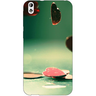 Jugaaduu Love In The Air Back Cover Case For HTC Desire 816 Dual Sim - J1060719