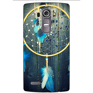 Jugaaduu Dream Catcher  Back Cover Case For LG G4 - J1100198