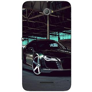Jugaaduu Super Car Pagani Back Cover Case For Sony Xperia E4 - J620623