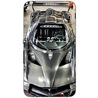 Jugaaduu Super Car Koenigsegg Back Cover Case For Sony Xperia E4 - J620622
