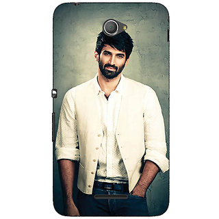 Jugaaduu Bollywood Superstar Aditya Roy Kapoor Back Cover Case For Sony Xperia E4 - J620948