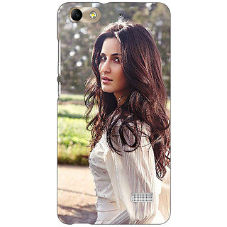Jugaaduu Bollywood Superstar Katrina Kaif Back Cover Case For Huawei Honor 4C - J850981