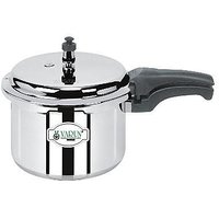 Varun Aluminium 2 Ltr Outer Lid Induction Base Cooker With 5 Years Warranty
