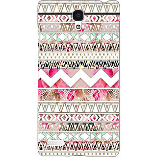 Jugaaduu Aztec Girly Tribal Back Cover Case For Redmi Note 4G - J240066