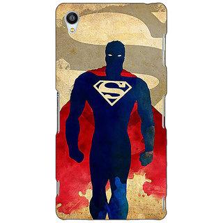Jugaaduu Superheroes Superman Back Cover Case For Sony Xperia Z3 - J260040