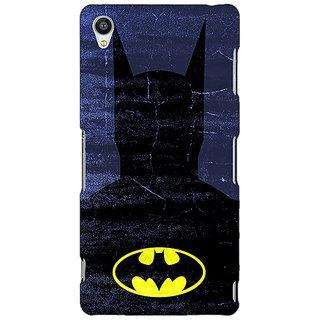 Jugaaduu Superheroes Batman Dark knight Back Cover Case For Sony Xperia Z3 - J260042