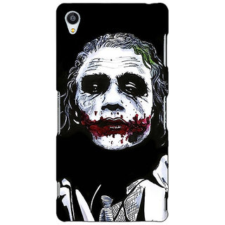 Jugaaduu Villain Joker Back Cover Case For Sony Xperia Z3 - J260048
