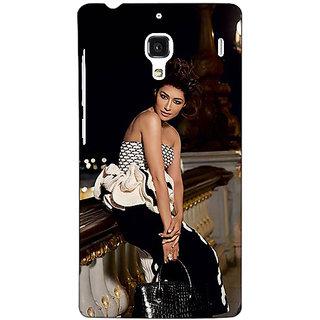 Jugaaduu Bollywood Superstar Chitrangada Singh Back Cover Case For Redmi 1S - J251036