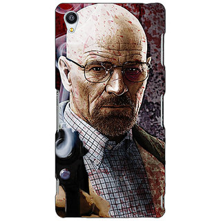 Jugaaduu Breaking Bad Heisenberg Back Cover Case For Sony Xperia Z3 - J260418