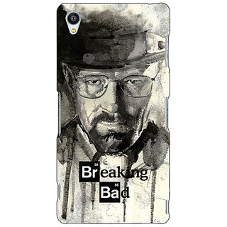 Jugaaduu Breaking Bad Heisenberg Back Cover Case For Sony Xperia Z3 - J260419