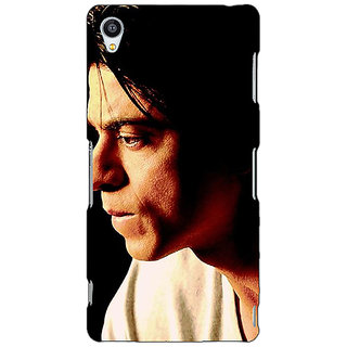 Jugaaduu Bollywood Superstar Shahrukh Khan Back Cover Case For Sony Xperia Z3 - J260917
