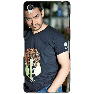 Jugaaduu Bollywood Superstar Aamir Khan Back Cover Case For Sony Xperia Z3 - J260918